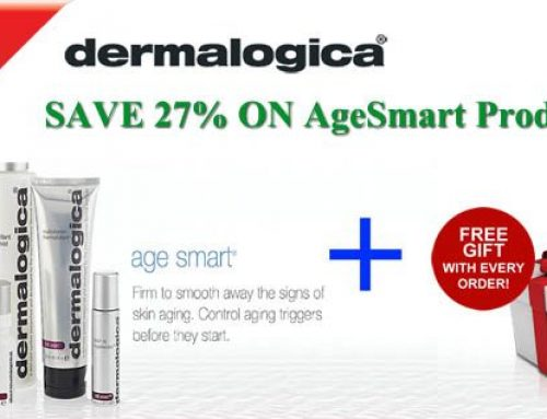 Save 27% On Dermalogica Age Smart products