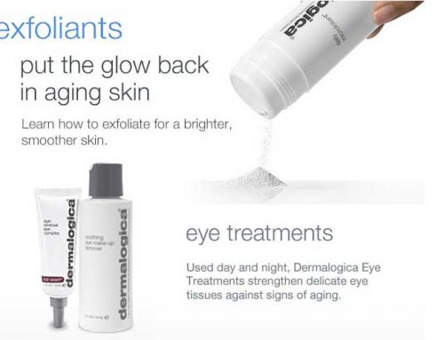 Eye Products & Exfoliants (Free amenity pack with every order)