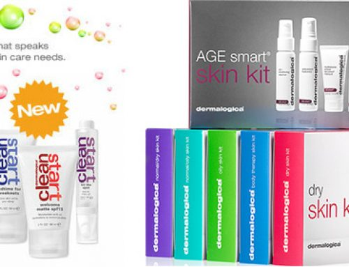 Sale on Clear Start & Skin Kits. Free amenity pack with every order.