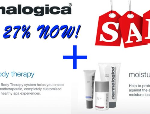 27% off on Moisturizers and Body Therapy